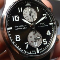 IWC Pilot Spitfire Chronograph new Automatic Chronograph Watch with original box and original papers IW387806