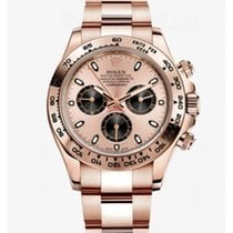 Rolex Daytona Rose gold 40mm Black No numerals United States of America, New Jersey, Woodbridge