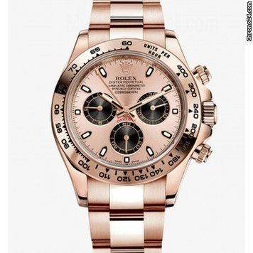 Rolex Daytona Rose Gold Cosmograph 2019 NEW 116505