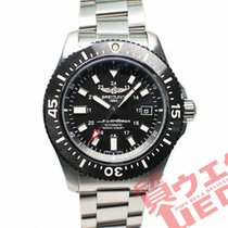 Breitling Steel 44mm Automatic Y17393 pre-owned