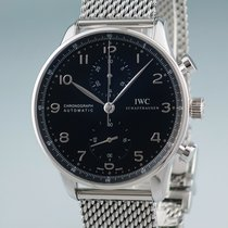 IWC Steel 41mm Automatic IW371447 pre-owned