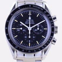 Omega Speedmaster Professional Moonwatch Stahl 42mm Schwarz Keine Ziffern Deutschland, Langenfeld