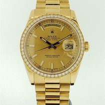 Rolex 118348 2010 Day-Date 36 36mm pre-owned United States of America, New York, New York