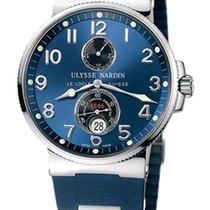 Ulysse Nardin Marine Chronometer 41mm 263-66-3/623 новые