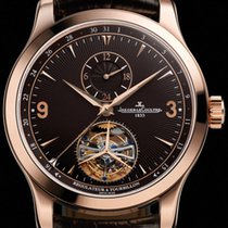 Jaeger-LeCoultre Master Grand Tourbillon Ouro rosa 43mm