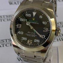 Rolex Air King neu 2017 Automatik Uhr mit Original-Box und Original-Papieren 116900
