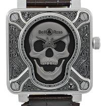 Bell & Ross BR 01-92 Steel 46mm Black Arabic numerals