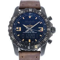 Breitling Chronospace Military 46mm Black
