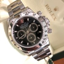Rolex Daytona 116520 Unworn Steel 40mm Automatic