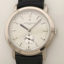 Vacheron Constantin White gold 36mm Manual winding 81000 pre-owned
