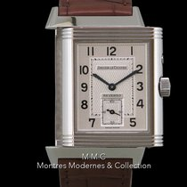 Jaeger-LeCoultre Steel 42.2mm Manual winding Reverso Duoface pre-owned