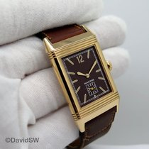 Jaeger-LeCoultre Grande Reverso Ultra Thin 1931 Aur roz Maron