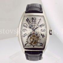 Franck Muller Platinum Manual winding 7880 RM T pre-owned