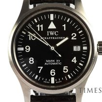IWC Pilot Mark 3253-01 2001 pre-owned