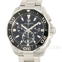 TAG Heuer Aquaracer 300M CAY111A 2018 pre-owned