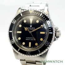 Rolex Submariner (No Date) 5513 occasion
