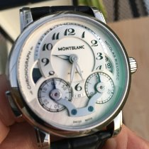 Montblanc Nicolas Rieussec Steel 43mm Grey Arabic numerals United States of America, Florida, Lake Mary
