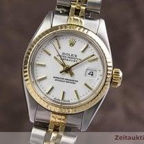 Rolex 6917 Or/Acier 1982 Lady-Datejust 26mm occasion