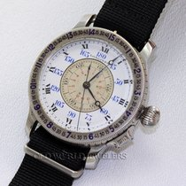 Longines Lindbergh Hour Angle Steel United States of America, Illinois, Wheaton