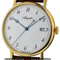 Breguet Yellow gold 38mm Automatic 5177ba/29/9v6 new