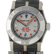 Roger Dubuis Titanium Automatic Silver 46mm new Easy Diver
