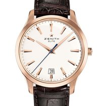 Zenith Or rose 40mm Remontage automatique 18.2020.670/11.C498 occasion