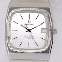 Omega Constellation Steel 32mm Silver No numerals