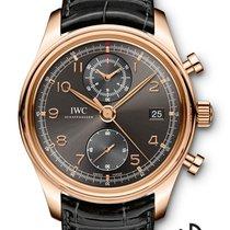 IWC Portuguese Chronograph IW390405 2017 new