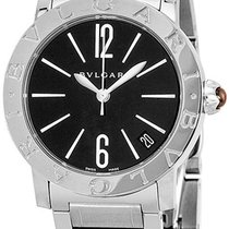 Bulgari Bulgari Steel 33mm Black United States of America, New York, Airmont