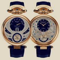 Bovet Fleurier 43 Virtuoso V  LTD 100 (DOUBLE FACE WATCH )