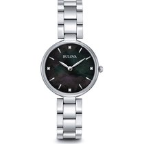 Bulova Ladies 96S173 Diamonds Watch