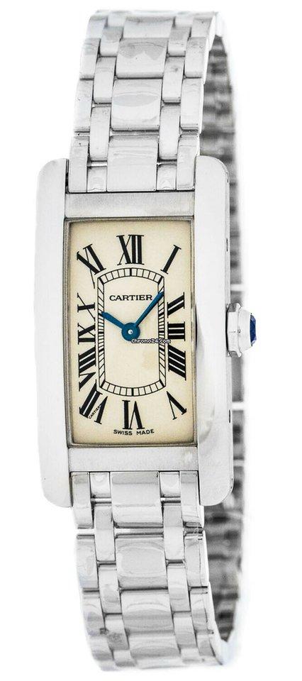 Cartier Tank Américaine W26019L1 new