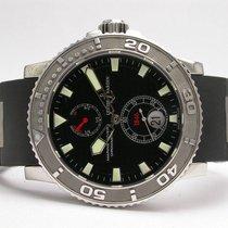 Ulysse Nardin 263-33 Maxi Marine Diver Chronometer 43mm Black...