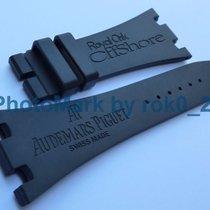 Audemars Piguet GENUINE AP  ROYAL OAK OFFSHORE 28mm RUBBER...