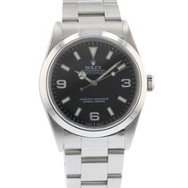 Rolex Explorer 14270 Watch with Stainless Steel Bracelet and...