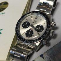 Rolex Daytona 6263 Daytona Stahl Box & Papiere 1973 gebraucht