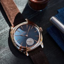 Laurent Ferrier Or rose 41mm Remontage automatique LF229.01 occasion