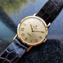 Rolex Cellini 18K Solid Gold 1995 Swiss Ladies Original Lux...
