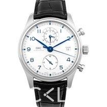 萬國 IWC Portugieser Chronograph Classic  Mens Watch 42mm - iw390