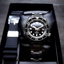 Seiko Marinemaster Steel 44mm Black No numerals The Philippines, Manila