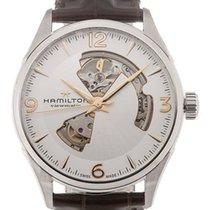 Hamilton Jazzmaster Open Heart H32705551 nov