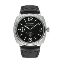 Panerai Radiomir Black Seal Steel 45mm Black Arabic numerals United States of America, New York, New York