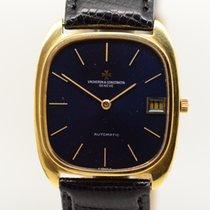 Vacheron Constantin 32mm Automatisch tweedehands Blauw