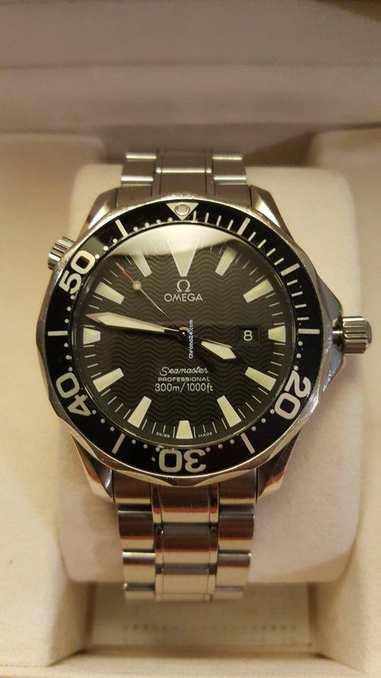 bbfb0b9b82a Omega Seamaster Diver 300 M - Tutti i prezzi di Omega Seamaster Diver 300 M  su Chrono24