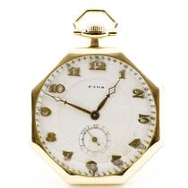 Cyma 1920 pre-owned Champagne