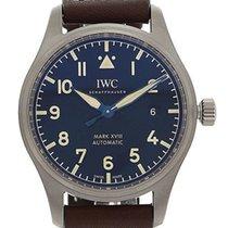 IWC Titânio 40mm Automático IW327006 novo