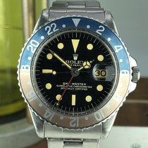 Rolex GMT-Master Steel 40mm Black No numerals United States of America, Florida, Miami