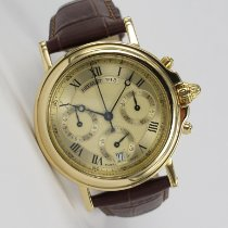 Breguet Yellow gold 35,5mm Automatic pre-owned