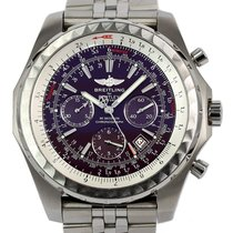 Breitling Bentley Motors A25363 Very good Steel 48mm Automatic New Zealand, Auckland