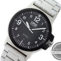 Oris BC3 Steel 42mm Black Arabic numerals United States of America, Pennsylvania, Willow Grove